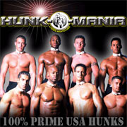 Hunk-O-Mania - Pa Male Strippers - thumbnail image