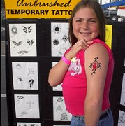 Tats Temporary Airbrush Tattoos & Body Painting - thumbnail image