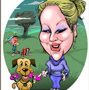 Cartoon City Caricatures ! - thumbnail image