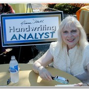 Diana Hall, Chair - Graphological Society of SF - thumbnail image