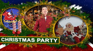 Christmas Party Tips Presented by PartyPOP