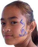 Party Painters Face Painting & Airbrush Tattoos - thumbnail image