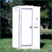 Marvelous Andy Gump, Portable Executive Bathrooms