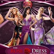 www.TheRoseDress.com Formal Gowns, Prom Dresses - thumbnail image