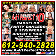 Minnesota Strippers - Minneapolis Strippers A-A1 - thumbnail image