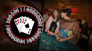 Aces and eights casino win at a casino