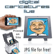 Digital Caricatures Live - thumbnail image
