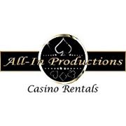 All-In Productions Casino Rentals, Llc - thumbnail image