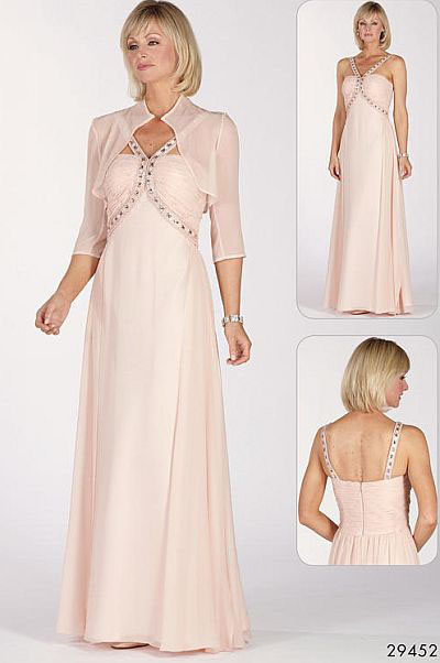 4659d4cf53 French Novelty Wedding Party Dresses - Mother of the Bride Dresses - image  0 ...
