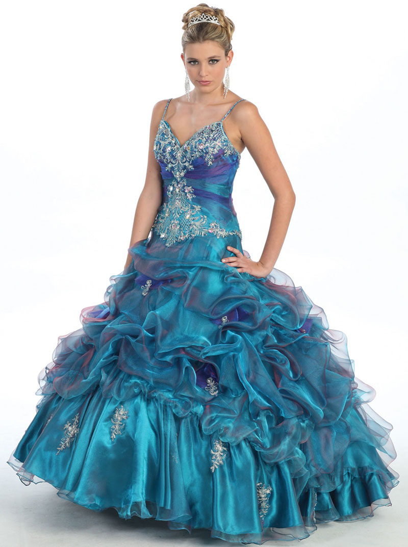 Formal Dress Shops ~ Quinceanera