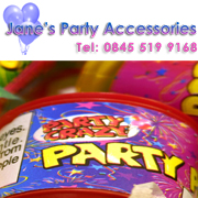 Jane's Party Accessories - thumbnail image
