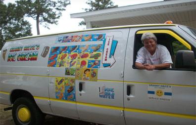 Ice cream truck wilmington nc