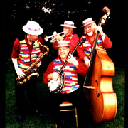 Peter Morris and Ponjo's Stompers - thumbnail image