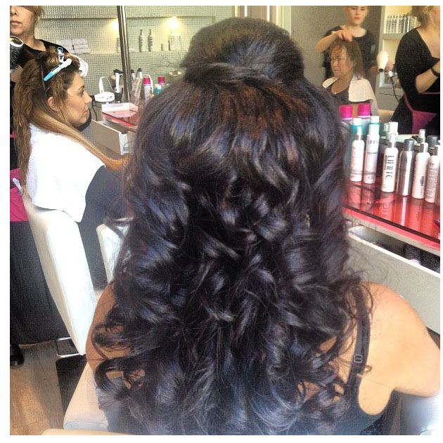 Blo Blow Dry Bar Porter Ranch Hair Extensions Hair Stylists